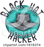 Black Hat Hacker Illustration