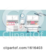 Embalming Station Illustration