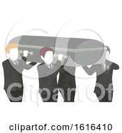 Pallbearer Illustration