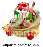 Christmas Hamper Gift Basket