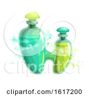 Magical Potion Spell Bottle