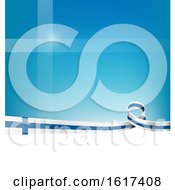 Poster, Art Print Of Finland Flag Background