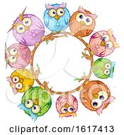 Ring Of Owls