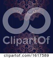 Poster, Art Print Of Decorative Mandala Background