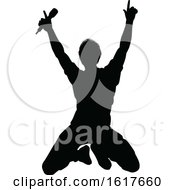 Singers Pop Country Rock Hiphop Star Silhouette