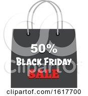 Black Friday Sale Shopping Bag