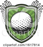 Golfing Sports Design