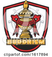 Buddhism Design by Vector Tradition SM