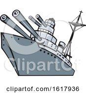 World War Two Battleship