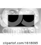 Bokeh Business Card Or Background Design