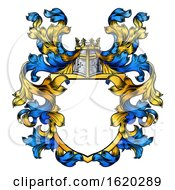 Coat Of Arms Knight Crest Heraldic Family Shield