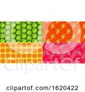 Pop Art Styled Fruits