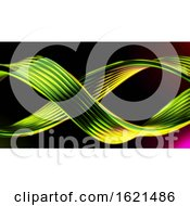 Poster, Art Print Of Beautiful Abstract Background - 3d Illustration