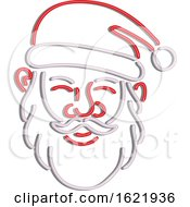 Santa Claus Neon Sign by patrimonio