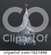 Render Of 3D Christmas Tree
