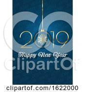 Elegant Happy New Year Background