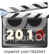 Film Slate Ciak With 2019 by elaineitalia