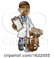 Vet Cartoon Character