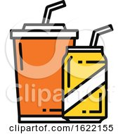Soda Food Icon