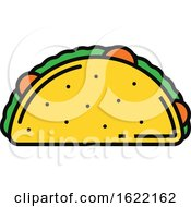 Taco Food Icon
