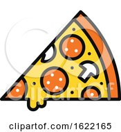 Pizza Food Icon