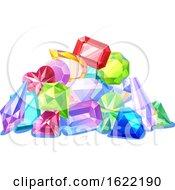 Pile Of Gemstones