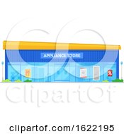 Appliance Store Front by Vector Tradition SM