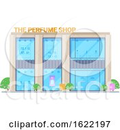 Perfume Shop Store Front by Vector Tradition SM