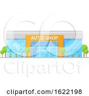 Auto Shop Store Front