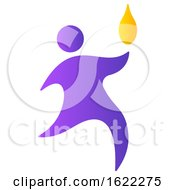 Person With A Droplet