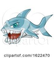 Fierce Shark Mascot