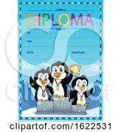 Championship Penguins Diploma