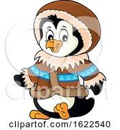 Penguin Eskimo by visekart