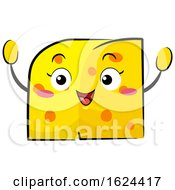 Swiss Cheese Mascot