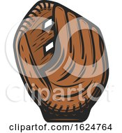 Poster, Art Print Of Baseball Glove
