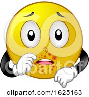 Poster, Art Print Of Smiley Mascot Impetigo Illustration