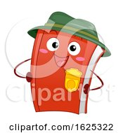 Mascot Park Ranger Activity Book Illustration