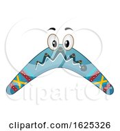 Mascot Boomerang Australia Illustration
