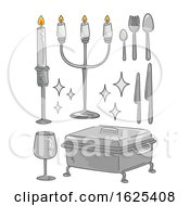 Silverware Illustration