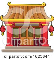 January 20th, 2019: Chinese Temple by visekart