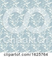 Poster, Art Print Of Floral Pattern Background
