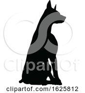 January 21st, 2019: Dog Silhouette Pet Animal by AtStockIllustration