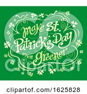 Make St Patricks Day Even Greener Design by Zooco