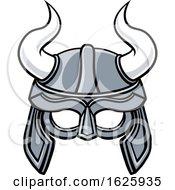 Viking Helmet by AtStockIllustration
