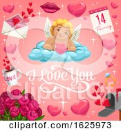 Poster, Art Print Of Valentines Day Design