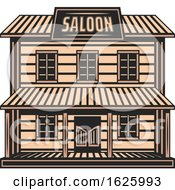 Wild West Saloon by Vector Tradition SM