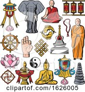 Buddhism Icons