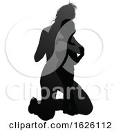 Mother And Child Family Silhouette