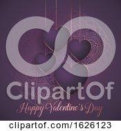 Elegant Valentines Day Background