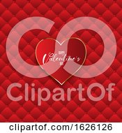 Poster, Art Print Of Luxury Valentines Day Background